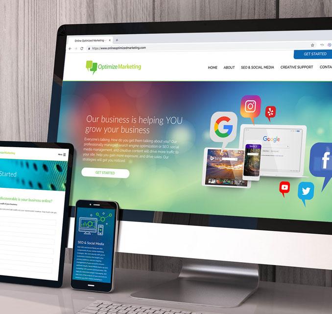 Portfolio - Website Design - Logo Design - 3D Video